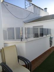 Balcón Acero Inox y Cristal Mod. 2